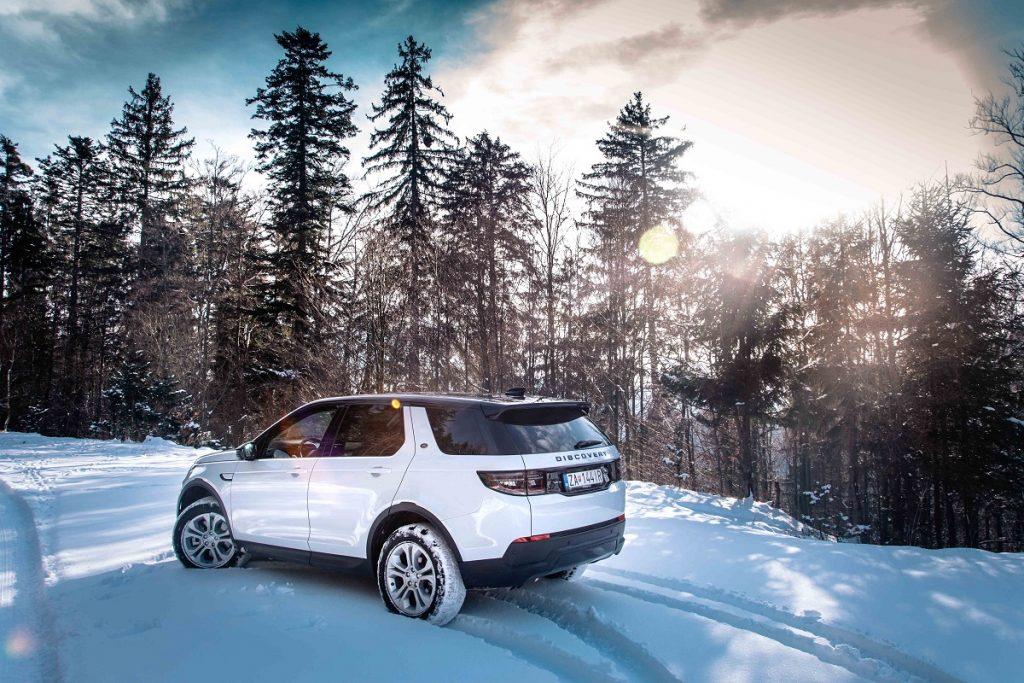 """Okrem testovanej """"základnej"""" verzie je nový model Discovery Sport k dispozícii aj v športovom prevedení R-Dynamic"""