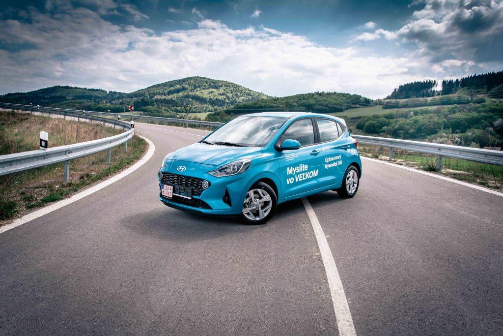 Test Hyundai i10 2020