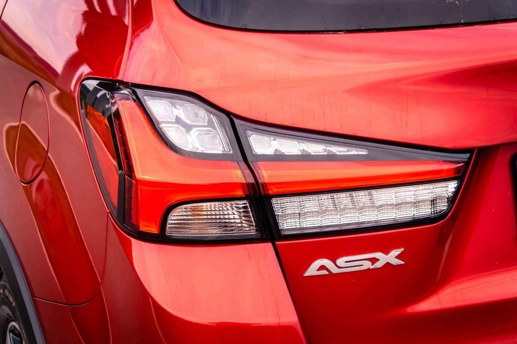 SUV ASX je na Slovensku suverénne najpredávanejší model značky Mitsubishi