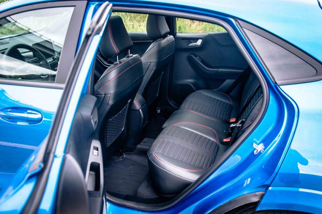 Až nečakané priestorové prekvapenie modelu Ford Puma pokračuje aj v druhom rade