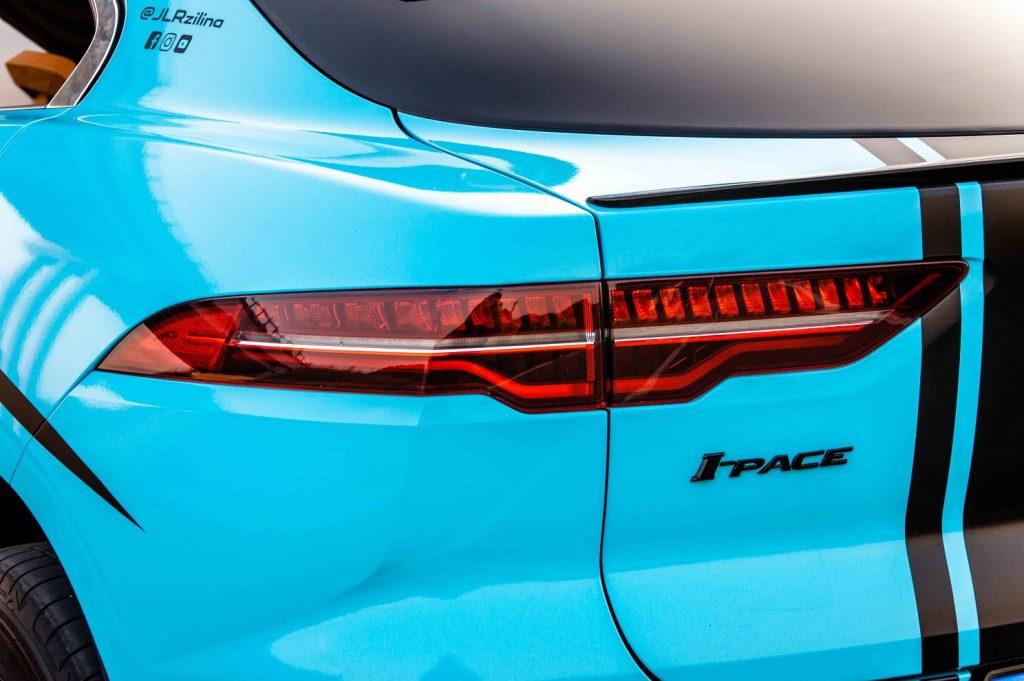 Prvý sériový elektromobil značky Jaguar dostal označenie I-Pace