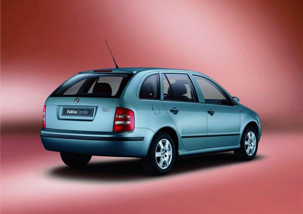 Škoda Fabia Combi debutovala pred 20 rokmi