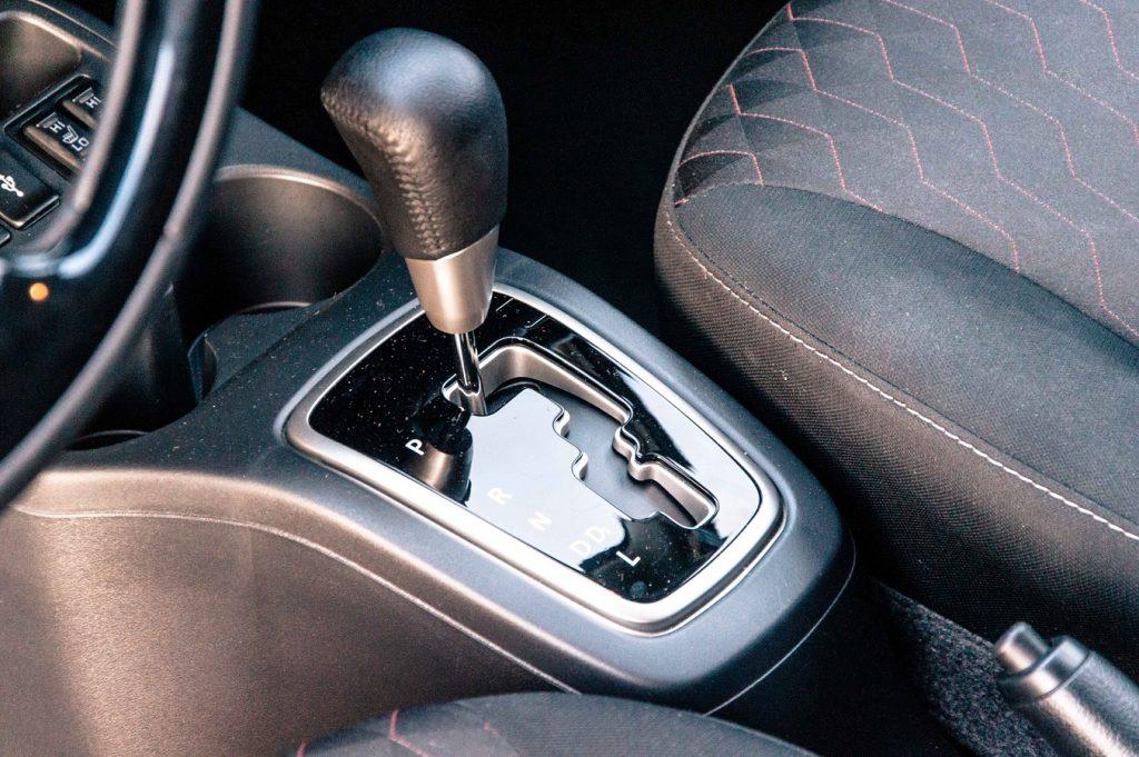 CVT prevodovka ponúka okrem komfortu aj niekoľko zaujímavých jazdných módov