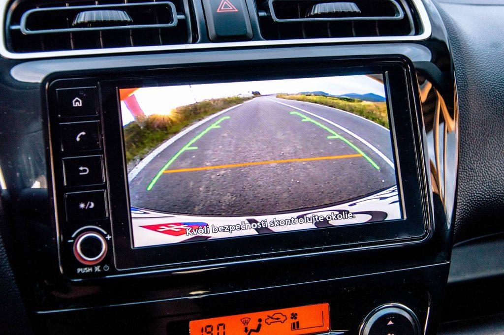 Parkovacia kamera prekvapila rozlíšením aj kvalitou vyobrazenia
