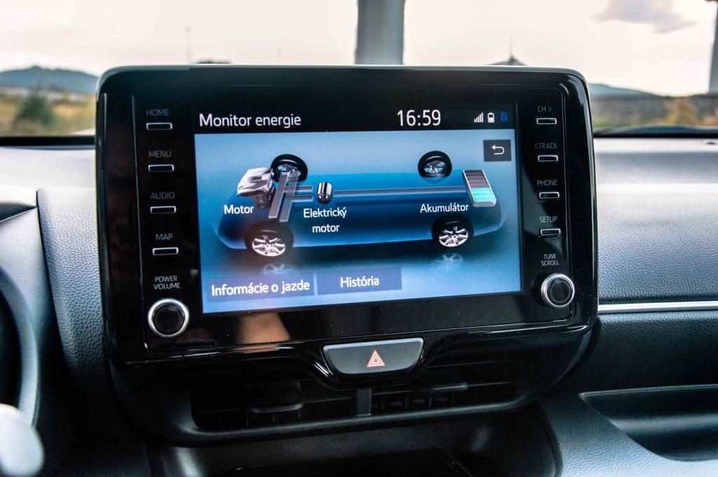 Nový Yaris využíva štvrtú generáciu hybridného pohonu značky Toyota