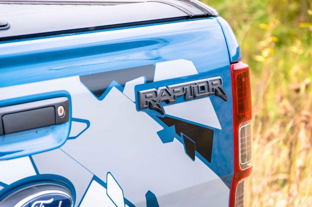 Verziou Raptor sa pýši už aj Ford Ranger