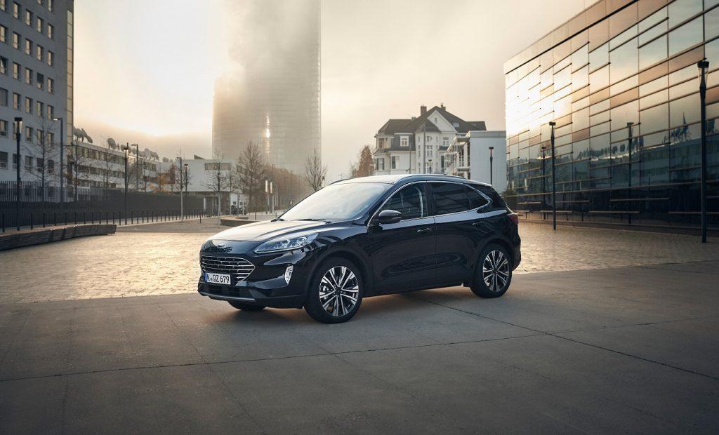 Nový Ford Kuga Hybrid