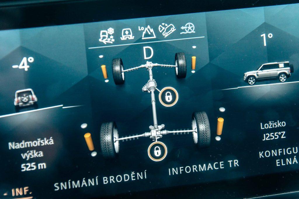 Nový Land Rover Defender je veľmi schopný offroad