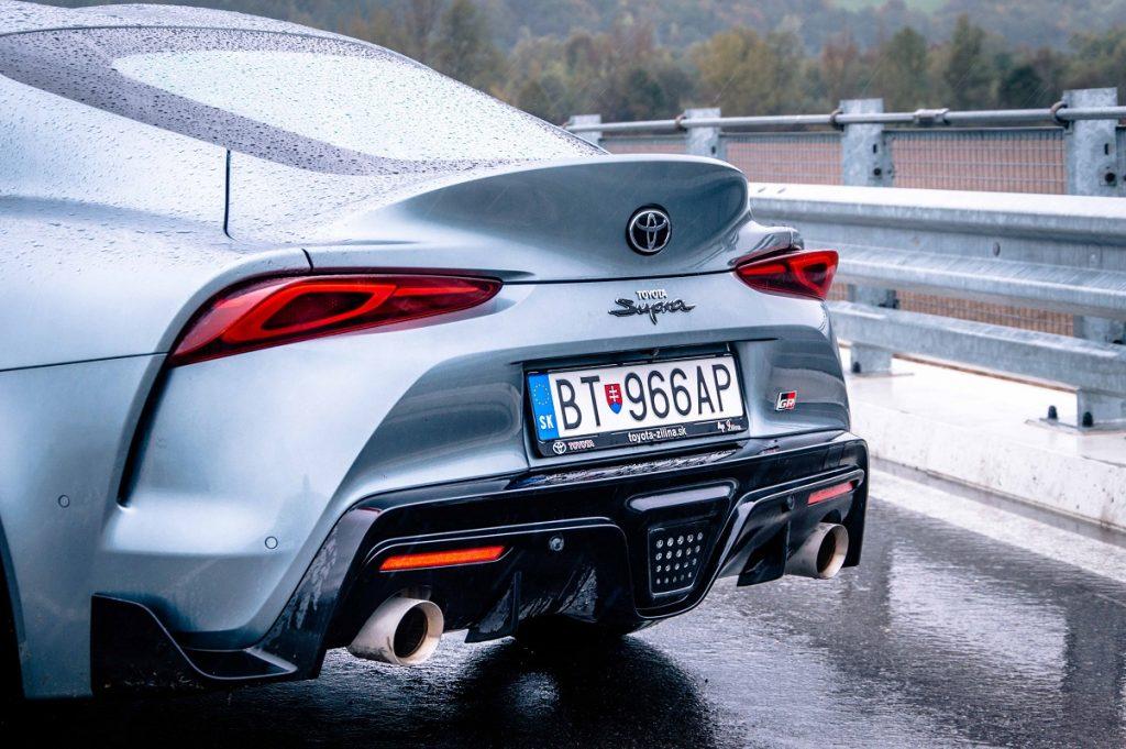Toyota Supra piatej generácie vznikla aj vďaka spolupráci so značkou BMW
