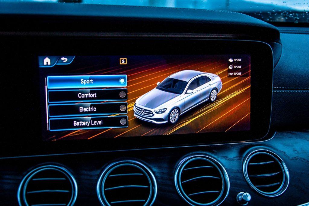 Dostupné jazdné režimy menia citeľne charakter vozidla