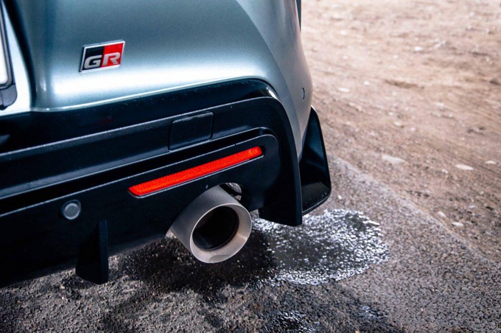 Na vývoji pracovala intenzívne aj divízia GR - Gazoo Racing