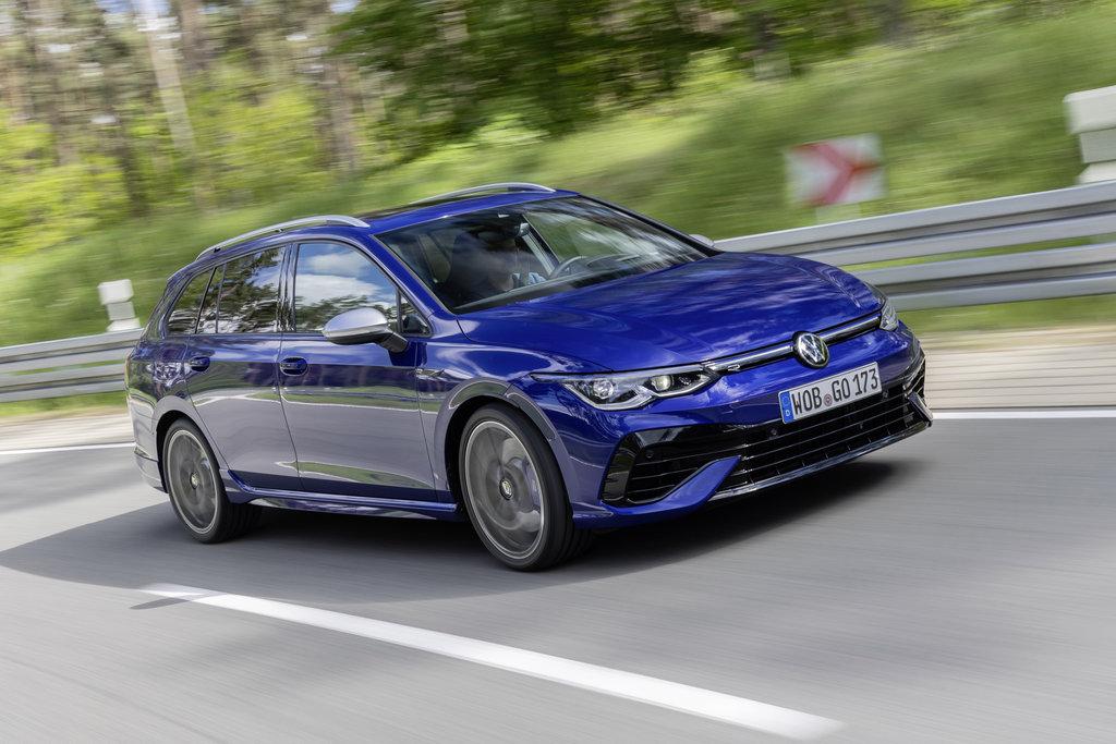 Nový Volkswagen Golf R Variant
