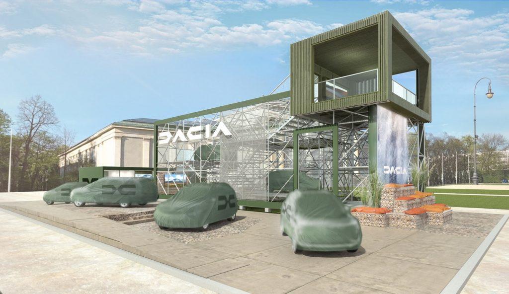 Predo dvermi je ďalšia veľká premiéra novinky s logom Dacia
