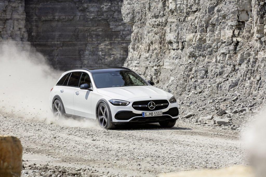 Nový Mercedes-Benz Triedy C All-Terrain