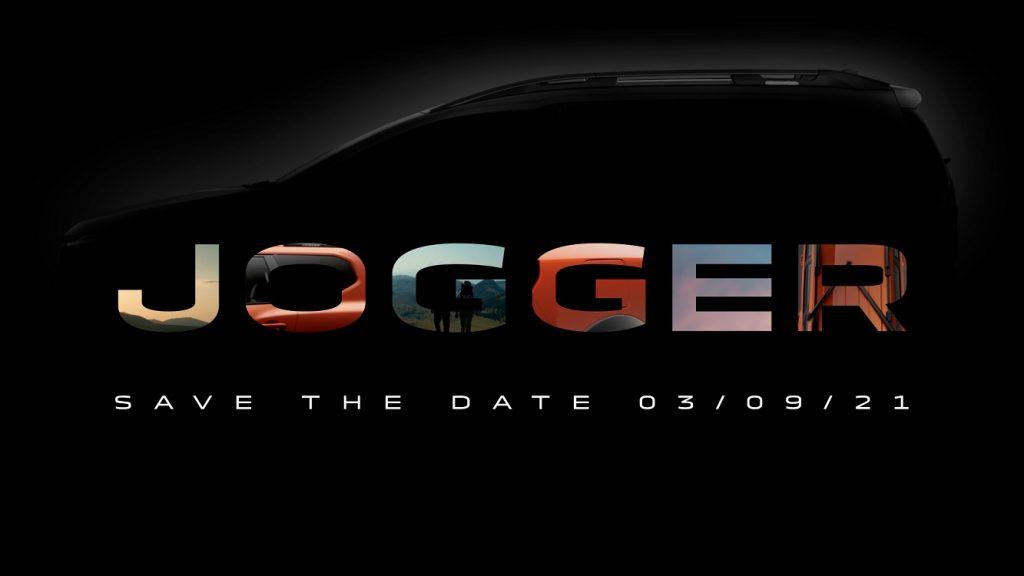 Nová 7-miestne Dacia sa bude volať Jogger
